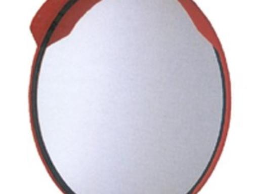 Specchio stradale o specchio parabolico.